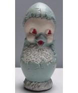 Vintage 1950 Era Squeaker Toy Iwin Owl Bird Hatching - $54.00