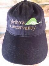 Methow Conservancy Washington Black Adjustable Adult Hat Cap - $5.93