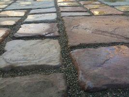 """15 - 6x6""""x1.5"""" Concrete Cobblestone Patio Paver Molds Make 100s for Pennies Each image 4"""