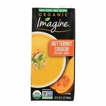 Imagine Foods Butternut Squash Soup - Creamy - Case Of 12 - 32 Oz. - $81.97