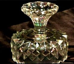 Vintage Heavy Etched square Glass Candy Dish with detailed designs AA19-LD11922 image 3