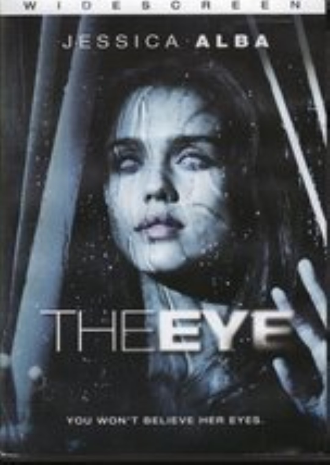 The Eye Dvd