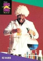Biz Markie trading Card (Musician) 1991 Proset Musicards Super Stars #112 - $3.00