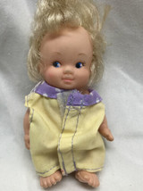 "Vtg 1966 Uneeda UDCO Pee Wee 4"" Baby Doll Hong Kong Dolls - $7.43"
