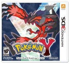 Pokémon Y [video game] - $83.82