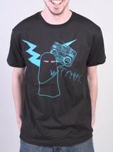 Tavik Ee.uu. Hombre Negro Música Rockin Musulmán Fantasma con Estero Camiseta NW
