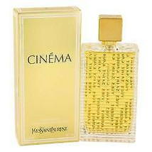 Cinema Perfume By  YVES SAINT LAURENT  FOR WOMEN  3 oz Eau De Parfum Spray - $80.90