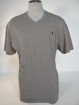 Polo Ralph Lauren Charcoal Heather Gray Short Sleeve Tee T Shirt Mens NWT - $74.99