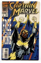 Captain Marvel #1 1994-First issue-Marvel-comic book VF/NM - $25.22