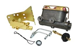 1964-1973 Ford Mustang Manual or Power Master Cylinder kit for Disc/Disc image 3