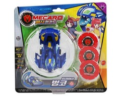 Pasha Mecard Bumko Mecardimal turning Car Transformation Toy Action Figure image 1