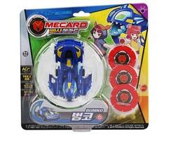 Pasha Mecard Bumko Mecardimal turning Car Transformation Toy Action Figure