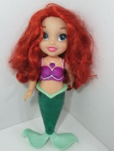 Disney Jakks Little Mermaid Ariel Sing & Sparkle Talking Light up tail 1... - $14.84