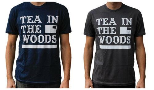 Small Men's Tea In The Woods The Original T-Shirt Short Sleeve Tee Shirt NEW