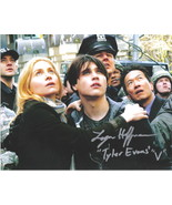 Logan Huffman as Tyler on the New V TV Series 8 x 10 Photo Autographed - $24.18