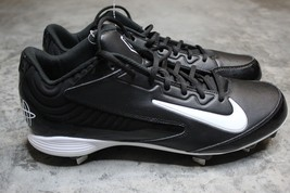 Nike Huarache Strike Low Metal Baseball Cleats Mens Size 13 615963-010 NEW - $29.69