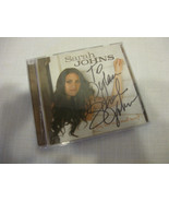 AUTOGRAPHED Sarah Johns Big Love In A Small Town SIGNED - $24.99