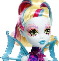Monster High Great Scarrier Reef Glowsome Ghoul... - $14.89