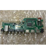 * 65120RE01M3393LNA35-F2 Main Board From Rca LED65G55R120Q  LCD TV - $89.95