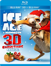 Ice Age-Mammoth Christmas Special (Blu-Ray/3D/Ws) (3-D)