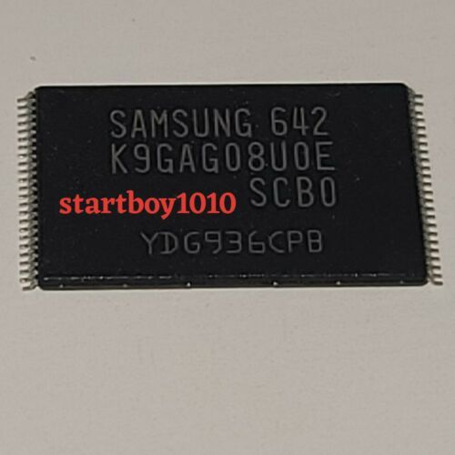 Primary image for Samsung 1302 For Samsung PN59D6500DFXZA BN94-04709A FLASH  memory K9GAG08U0E