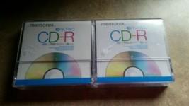 Memorex CD-R 52x 700MB 80 Min. 20pk Blank CDs - $24.90
