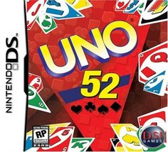 Uno 52 - Nintendo DS [video game] - $15.08