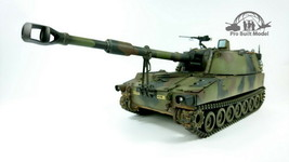 US Army M109A2 HOWITZER 1:35 Pro Built Model  - $272.25