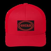 San Francisco hat / 49ers hat / 49ers Trucker Cap image 1
