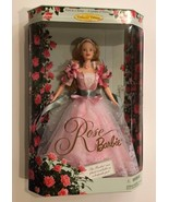 Barbie Collector Edition ROSE Barbie 1st in Series A Garden of Flowers  ... - $37.02