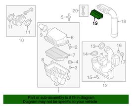 AIR INTAKE DUCT for 13-17 HYUNDAI ELANTRA GT 28213A5000 - $11.75