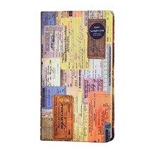 Creative Journal Diary European Retro Student Diary Travel Review - £15.25 GBP