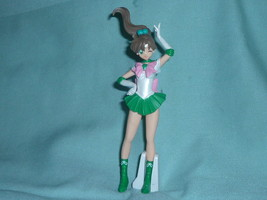 Rare Sailor Moon World Hgif Part 2 Sailor Jupiter Full Stand Figure - $25.00