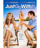 JUST GO WITH IT (DVD) #I-31 C - $8.62