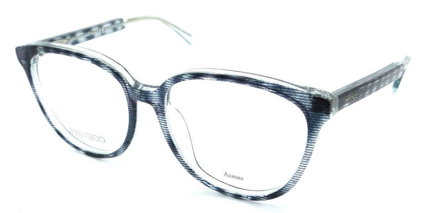 b5b6c264e0 Jimmy Choo Rx Eyeglasses Frame JC 142 F LYV and 49 similar items. 57