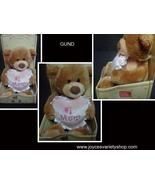 GUND Mini Bear #1 Mom I Love You - $13.99