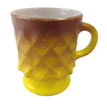 ANCHOR HOCKING Kimberly vintage coffee mug  - $8.00
