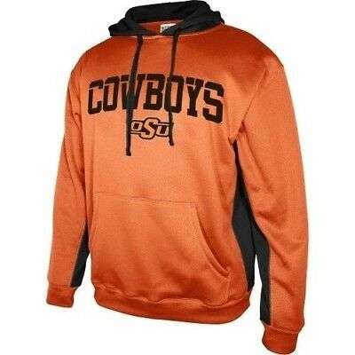 Oklahoma State Cowboys Hoodie Men's Game-Breaker Pullover Hooded Sweatshirt NEW