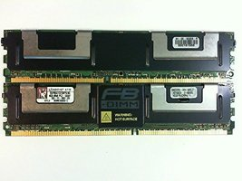 KINGSTON KVR667D2Q8F5/4G 4GB SERVER DIMM DDR2 PC5300(667) FULL-BUF ECC 1... - $29.69