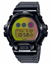 New Casio G-Shock Black Resin 25th Anniversary Mens Watch DW6900SP-1 - $89.95