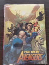 The New Avengers Vol 3 Hardcover Graphic Novel - $19.00