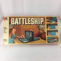 Vintage Battleship Board Game 1978 Milton Bradley Unpunched USA  - $35.00