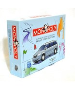 MONOPOLY ROAD TRIP EDITION - CHRYSLER TOWN & COUNTRY - RARE! - $69.98