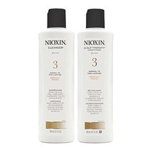 Nioxin System 3 Cleanser & Scalp Therapy Conditioner 10.1 Ounce Duo - $32.67