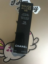Chanel Rouge Allure Ink #148 Libere - $23.38