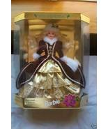 Mattel Happy Holiday Barbie Doll 1996! Brand new - $44.55