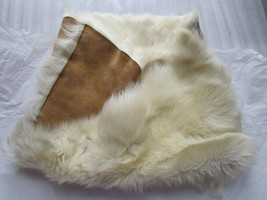 UGG Scarf Long Pile Twisted Snood Shearling NEW - $346.50