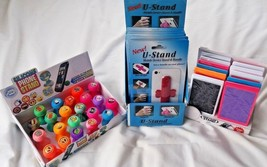 Wholesale Lot Of Phone Holders 3 Different Styles  Wholesale  Resell Inv... - $42.99