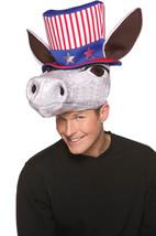 New donkey hat headwear USA patriotic costume mens womens Rasta Imposta - $9.04