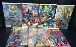 THOR Lord of Earth The Reigning COMPLETE SET - 7 Comics Lot  68-74 (570-... - $30.85